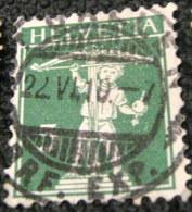 Switzerland 1909 William Tells Son 5c - Used
