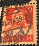 Switzerland 1924 William Tell 20c - Used