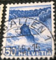 Switzerland 1936 Landscapes 30c - Used