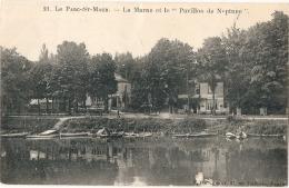 La Marne De Neptune - Parc De Saint Maure  TB - Saint Maur Des Fosses