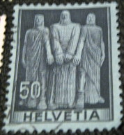 Switzerland 1941 Symbols 50c - Used