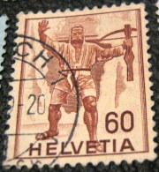 Switzerland 1941 Symbols 60c - Used