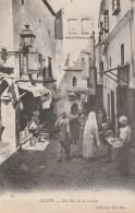 ALGER - Une Rue De La Casbah