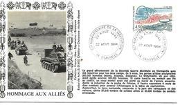 14  DEAUVILLE  50° Anniversaire De La Libération  22 Aout 1944  22/08/94