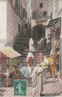 ALGER - Rue De La Casbah