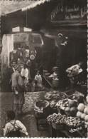 ALGER - Scène Pittoresque De La Vie Arabe Dans La Casbah
