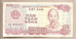 Vietnam - Banconota Circolata Da 500 Dong - 1988 - Vietnam