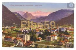 Italia, Bolzano, Bozen,  (BZ), Chromo, Gries-San Quirino, Gries-Quirein, Roseto, Rosengarten, Nuova - Bolzano