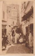 ALGER - Quartier De La Kasbah