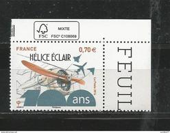 France 2016 - Hélice Eclair Mnh - Francia