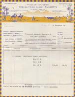 ALGER - Produits D'Algérie Etablissements Albert Buchette El Biar