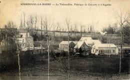 50 SOURDEVAL La BARRE La Thébaudière Fabrique De Couverts Et D´Aiguilles E.LETAVERNIER - France