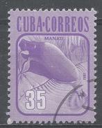Cuba 1981. Scott #2461 (U) Fauna, Manatee * - Cuba