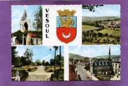 70 VESOUL Multivues Blason - Vesoul