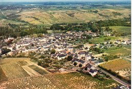 Rablay-sur-Layon.. Belle Vue Aérienne Du Village - Other Municipalities