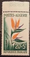 Algeria, 1958, Mi: 376 (MNH)