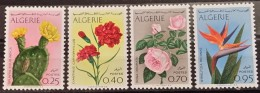 Algeria, 1969, Mi: 517/20 (MNH)
