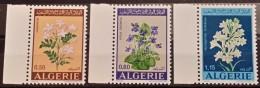 Algeria, 1972, Mi: 589/91 (MNH)
