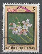 Cuba 1983. Scott #2634 (U) Flower, Jatropha Angustifolia * - Cuba