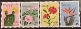 Algeria, 1973, Mi: 606/09 (MNH)