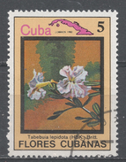 Cuba 1983. Scott #2636 (U) Flower, Tabebuia Lepidota * - Cuba