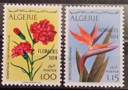 Algeria, 1974, Mi: 628/29 (MNH)
