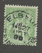FRANCE - N°YT 106 OBLITERE AVEC CAD ELBOEUF DU 27/10/1899 - COTE YT : 3€ -