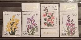 Algeria, 1986, Mi: 924/27 (MNH)