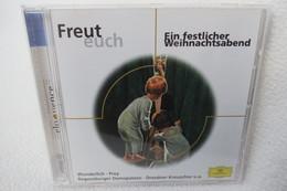 """CD """"Freut Euch"""" Ein Festlicher Weihnachtsabend - Weihnachtslieder"""