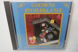 """CD """"Rudi Knabl & Die Lustigen Zither-Buam"""" Goldene Zitherklänge - Instrumental"""