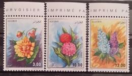 Algeria, 1995, Mi: 1129/31 (MNH)