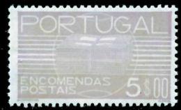 !■■■■■ds■■ Portugal Parcel Post 1936 AF#24** Parcel Post 5$00 (x11259) - Neufs