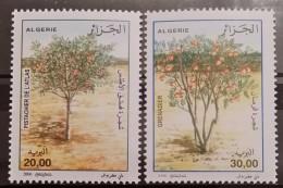 Algeria, 2006, Mi: 1500/01 (MNH) - Arbres
