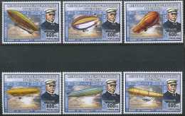 D- RD CONGO 2006 - Les Moyens De Transports - Les Zeppelins.