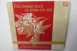 """CD """"Vom Himmel Hoch Da Komm Ich Her"""" Die Schönsten Weihnachtsmelodien - Chants De Noel"""