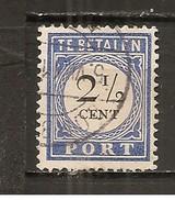 Holanda-Holland  Nº Yvert  Tasa-16 (Usado) (o) - Impuestos