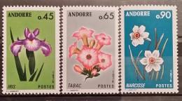 Andora Fr, 1974, Mi: 255/57 (MNH)