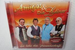 """CD """"Amigos & Die Ladiner"""" Es Lebe Die Freundschaft (Sonderedition) - Musik & Instrumente"""
