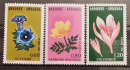 Andora Fr, 1975, Mi: 266/68 (MNH)