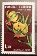 Andora Fr, 1980, Mi: 307 (MNH)