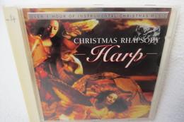 """CD """"Christmas Rhapsody"""" über 1 Stunde Instrumental Christmas Musik Mit Der Harfe - Weihnachtslieder"""