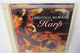 "CD ""Christmas Rhapsody"" über 1 Stunde Instrumental Christmas Musik Mit Der Harfe - Christmas Carols"