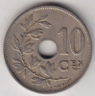 @Y@    België    10 Centimen     1927    (3397) - 1909-1934: Albert I