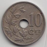 @Y@    België    10 Centimes     1928    (3398) - 1909-1934: Albert I