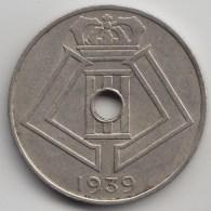 @Y@    België    10 Centimes     1939    (3399) - 1909-1934: Albert I