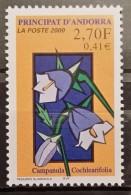 Andora Fr, 2000, Mi: 550 (MNH)