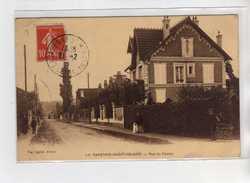 LA VARENNE SAINT HILAIRE - Rue Du Centre - état - Frankreich
