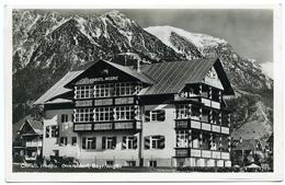 ALLEMAGNE : OBERSTDORF - CHRISTL HOSPIZ - Oberstdorf