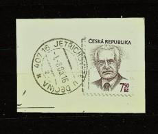 Czech Republic Tschechische Republik 2005 Gest Mi 425 Sc 3264President Václav Klaus - Used Stamps