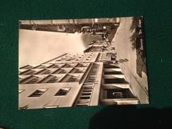 Cartolina Carrara Via Roma Caffè Verdi  Viaggiata Anni 60 - Carrara